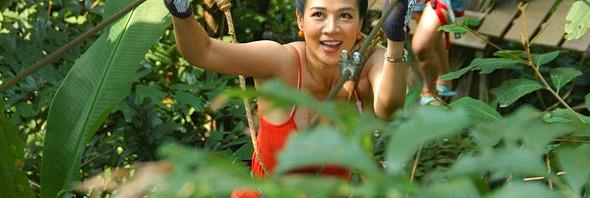 Tree Top Adventure Park, Ko Chang