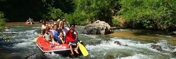 Khlong Klai Rafting