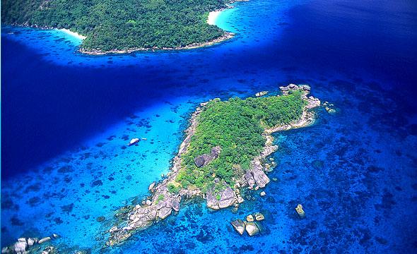 หมู่เกาะง่าม