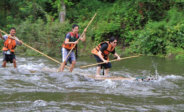 ปางช้างแม่น้ำรันตี