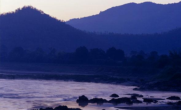 แก่งคุดคู้ แม่น้ำโขง