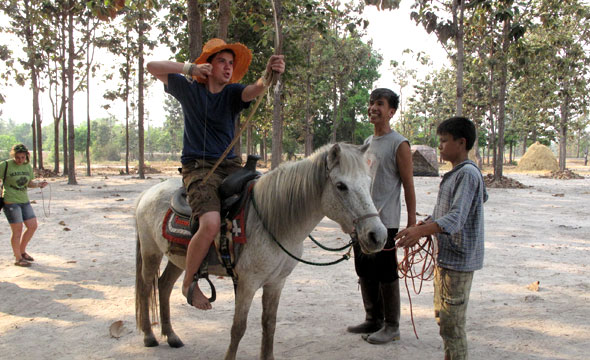 Native Horse Conservation Club-Sirindhorn