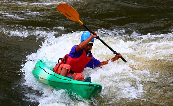 Nakhon Nayok River